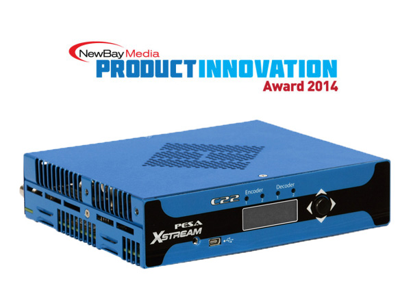 XSTREAM C22 Award
