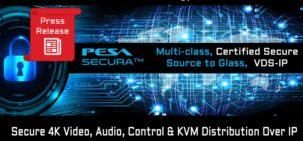 Multi-class, Certified Secure, Source to Glass, VDS-IP